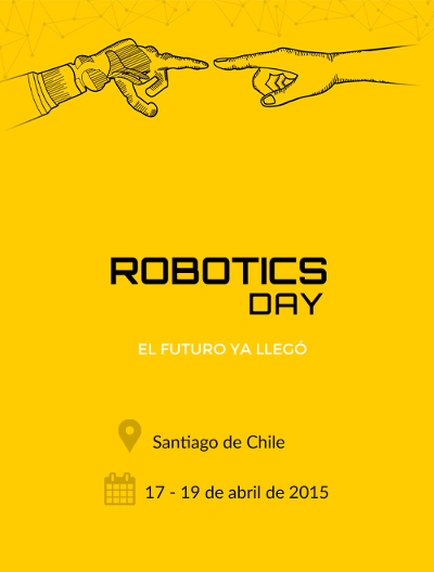 logo Robotics Day 2015