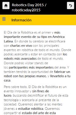 Robotics Day 2015 2