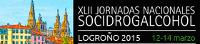 XLII Jornadas Nacionales Socidrogalcohol 2015