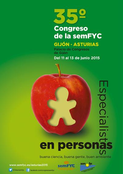 logo 35º Congreso de la semFYC