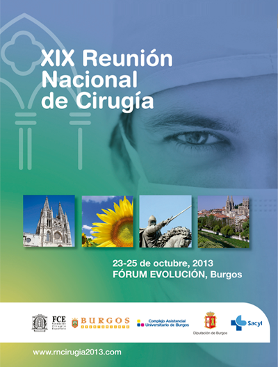 logo XIX REUNIÓN NACIONAL DE CIRUGÍA