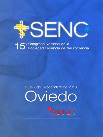 logo 15º Congreso Nacional de la Sociedad Española de NeuroCiencia