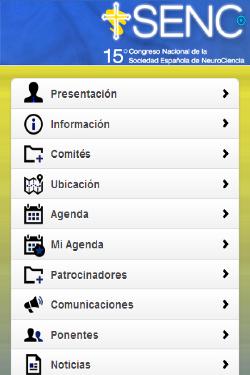15º Congreso Nacional de la Sociedad Española de NeuroCiencia 1