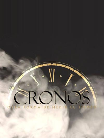 logo Cronos: Otra forma de medir el tiempo