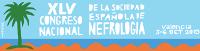 XLV CONGRESO NACIONAL DE LA SOCIEDAD ESPAÑOLA DE NEFROLOGÍA (S.E.N.)