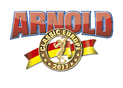 logo Arnold Classic Europe 2017