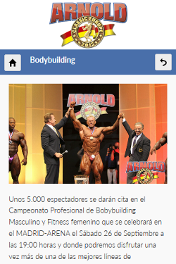 Arnold Classic Europe 2017 2
