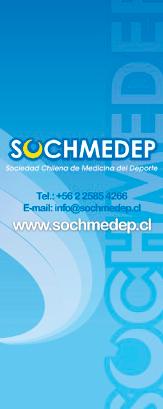 logo 59º CONGRESO SOCIEDAD CHILENA DE MEDICINA DEL DEPORTE