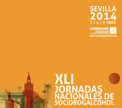logo XLI Jornadas Nacionales de Socidrogalcohol