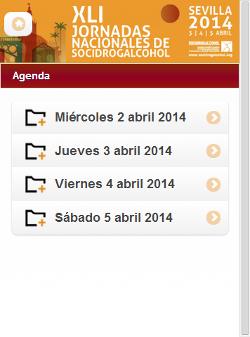 XLI Jornadas Nacionales de Socidrogalcohol  2