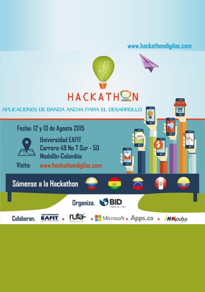 logo Hackathon digiLAC