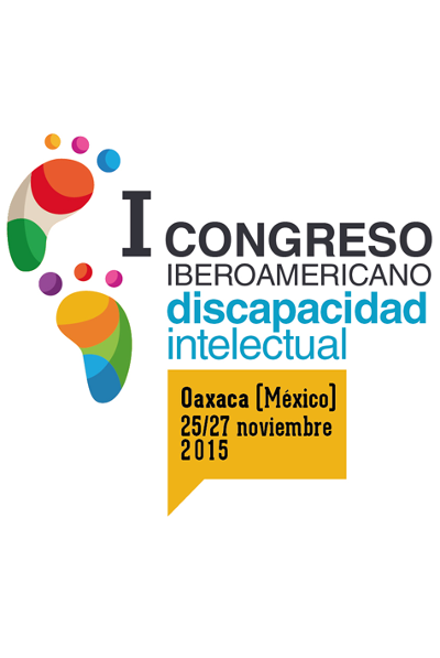 logo I CONGRESO IBEROAMERICANO SOBRE DISCAPACIDAD INTELECTUAL