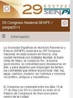 29 Congreso Nacional SENPE 2