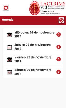VIII LACTRIMS 2014 (Congreso Latinoamericano de Esclerosis Múltiple) 2