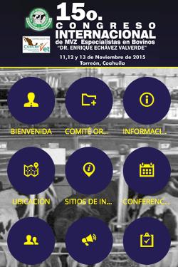 15º Congreso Internacional de MVZ Especialistas en Bovinos 2015 1