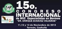 15º Congreso Internacional de MVZ Especialistas en Bovinos 2015
