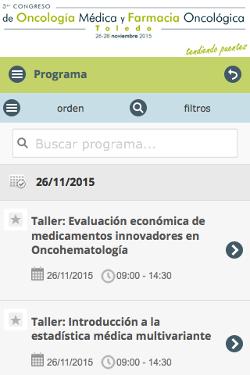 3º Congreso de Oncología Médica y Farmacia Oncológica 2