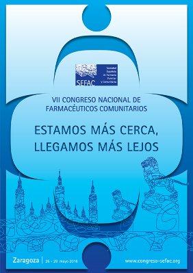 logo VII Congreso Nacional de Farmacéuticos Comunitarios
