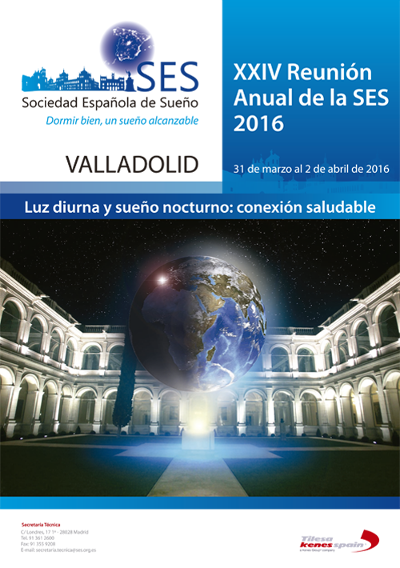 logo XXIV Reunión Anual de la Sociedad Española del Sueño