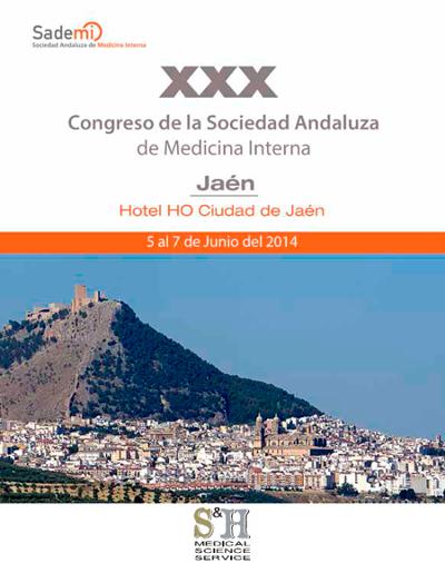 logo XXX Congreso de la Sociedad Andaluza de Medicina Interna