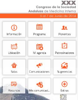 XXX Congreso de la Sociedad Andaluza de Medicina Interna 1