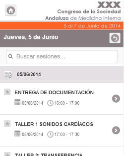 XXX Congreso de la Sociedad Andaluza de Medicina Interna 2