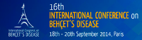 16th International Conference on Behçet's Disease