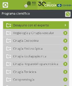 XXX Congreso Nacional de Cirugía de la AEC 2