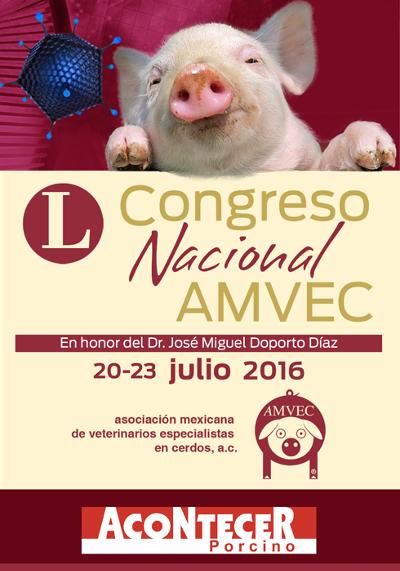 logo L CONGRESO NACIONAL AMVEC