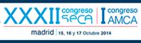 XXXII Congreso de la Sociedad Española de Calidad Asistencial (SECA) y I Congreso de la Asociación Madrileña de Calidad Asistencial (AMCA)