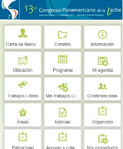 13er Congreso Panamericano de la Leche 1