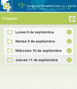 13er Congreso Panamericano de la Leche 2