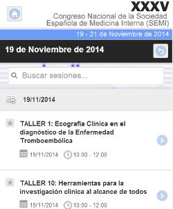 XXXV Congreso Nacional de la Sociedad Española de Medicina Interna (SEMI) 2