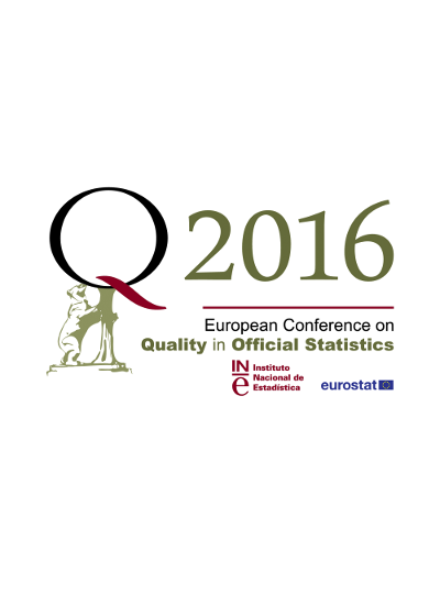 logo  European Conference on Quality in Official Statistics (Q2016)