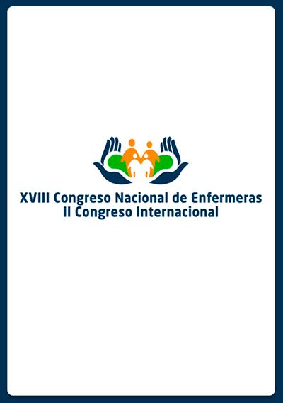 logo XVIII CONGRESO NACIONAL DE ENFERMERAS