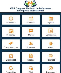 XVIII CONGRESO NACIONAL DE ENFERMERAS 1
