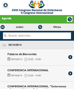 XVIII CONGRESO NACIONAL DE ENFERMERAS 2