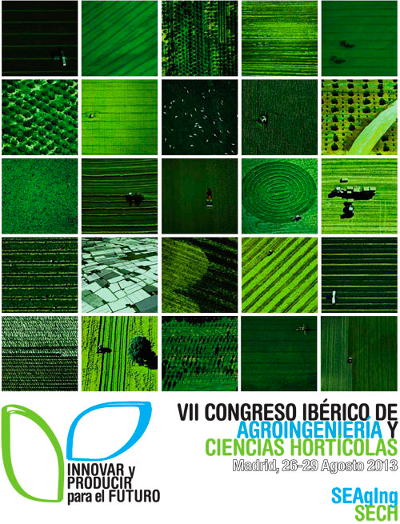 logo VII Congreso Ibérico de Agroingeniería y Ciencias Hortícolas