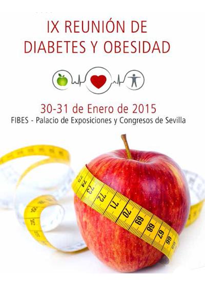 logo IX Reunión de diabetes y obesidad