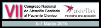 VII Congreso Nacional de Atención Sanitaria al Paciente Crónico 2015