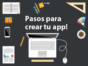 Pasos para crear la app de tu evento