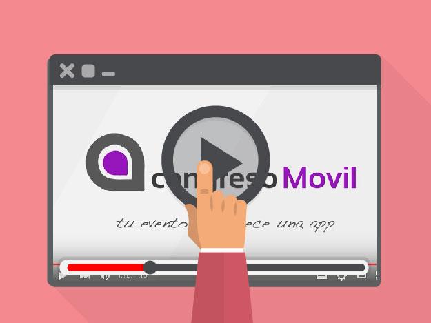 Vídeo sobre congresoMovil