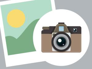 Subir fotografías en la app
