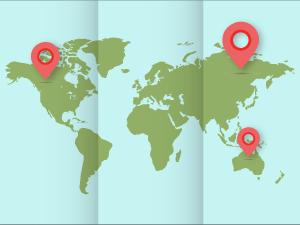 Mapa apps realizadas