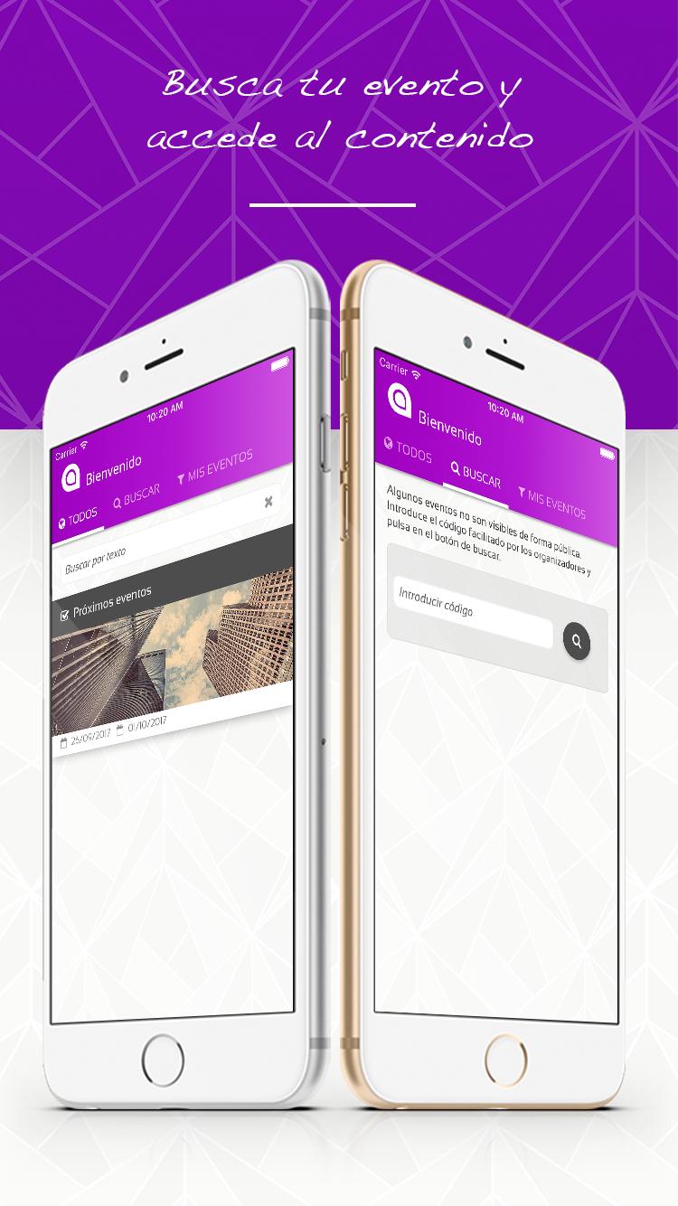 Descarga la app de congresoMovil en App Store