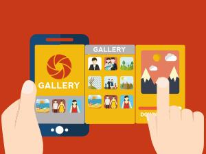 Fotogalería en la app de tu evento