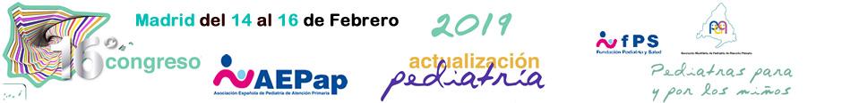 16º Congreso de actualización de la AEPap